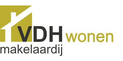 Logo VDH Wonen makelaardij